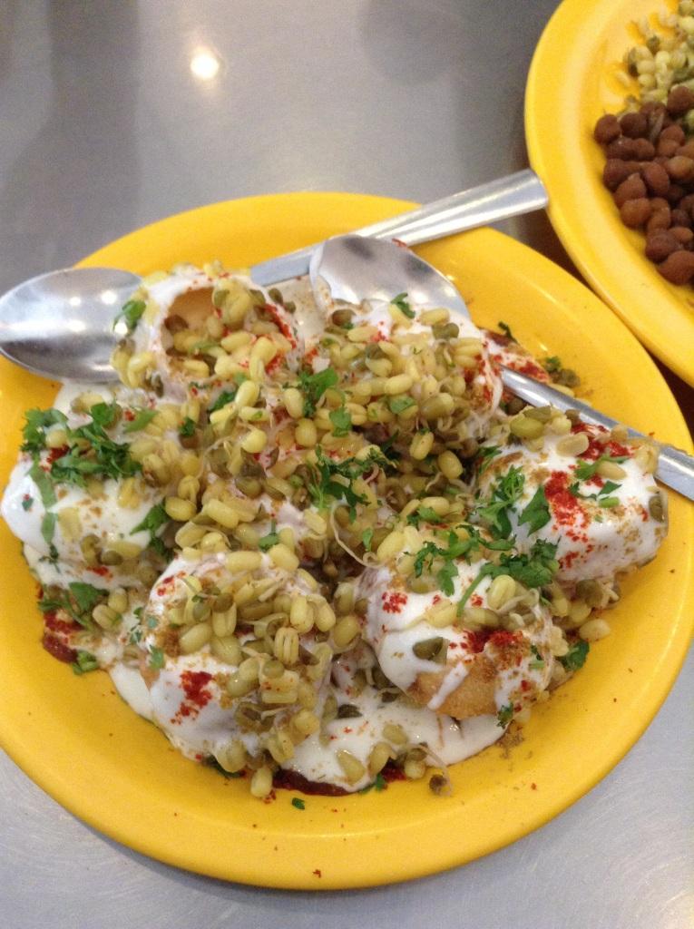 Mumbai snacks