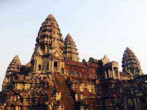The super impressive Angkor Wat